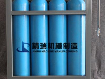 气瓶自动输送线