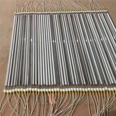 半镀白碳纤维发热管