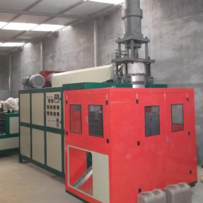 YB-90-100储料式机头自动吹塑机组设备参数