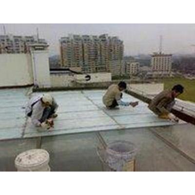 楼顶隔热施工