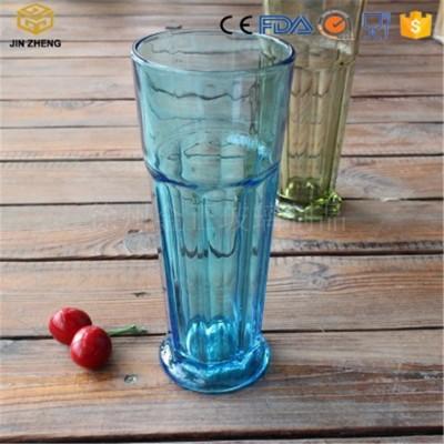 高款玻璃彩杯