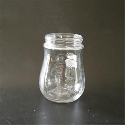 果汁饮料玻璃罐