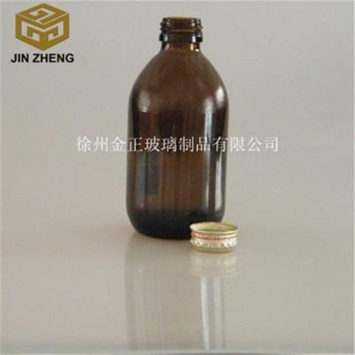 250ml口服液棕色玻璃瓶