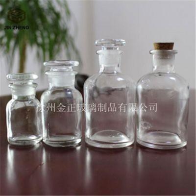 透明玻璃试剂瓶