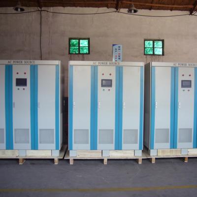 三进单出400KVA 高铁存车线测试电源