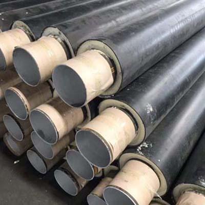 钢套钢复合保温钢管
