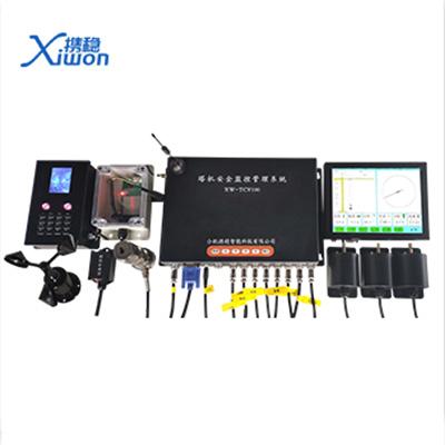 塔机安全监控管理系统分机XW-TCV100-K