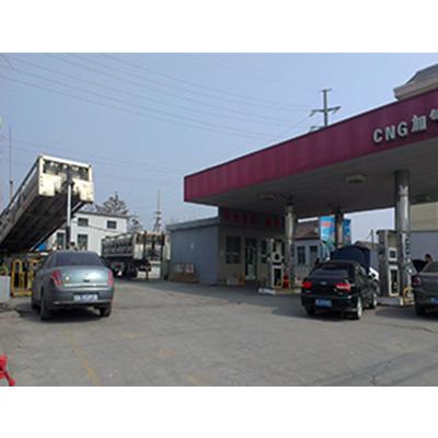 CNG加气站使用的是什么材料?
