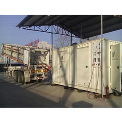 CNG加气站的重要性能