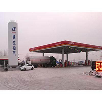 如何选择LNG汽车气化站设备