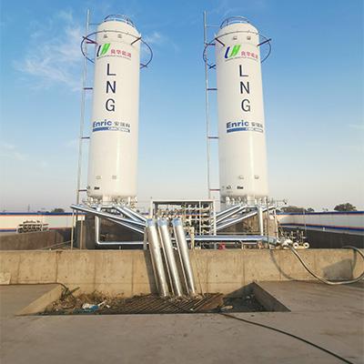 锦州天丰实业LNG加气站