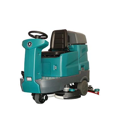 洁士S40B双刷驾驶式洗地机