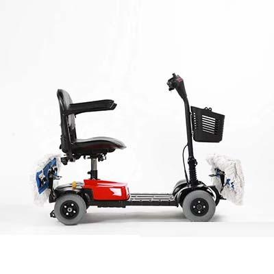JS901电动尘推车