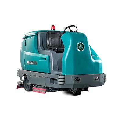 洁驰A17 大型驾驶式洗地机