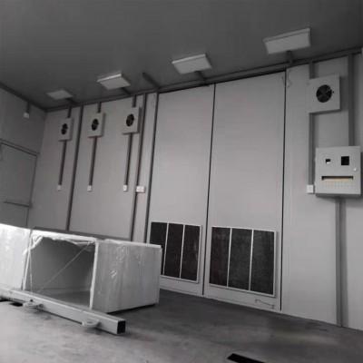 二次电力预制舱