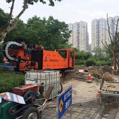 DH380600-L-厦门市政府工程施工现场