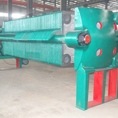 铸铁板框压滤机