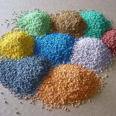 EPDM环保颗粒生产