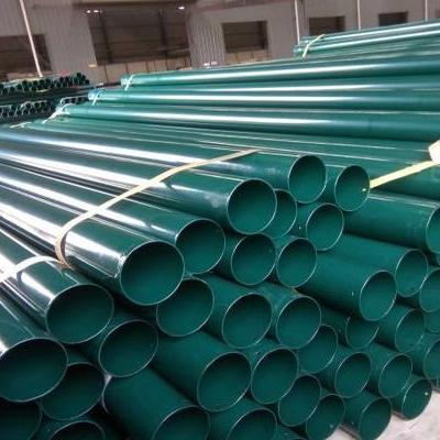 穿线用涂塑钢管