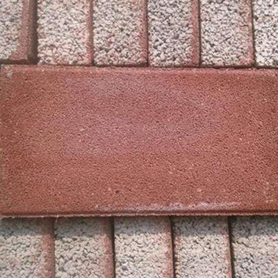 石英砂步道砖