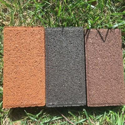 辨别透水砖是否透水的小技巧