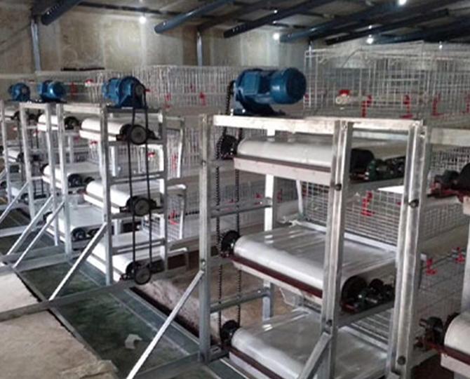 河南庆源牧业设备有限公司